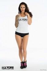 Melyssa Grace Car Culture TV Model Photo Shoot  (2)