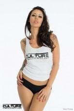 Melyssa Grace Car Culture TV Model Photo Shoot  (10)