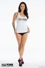 Melyssa Grace Car Culture TV Model Photo Shoot  (1)