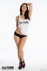 Melyssa Grace Car Culture TV Model Photo Shoot  (5)