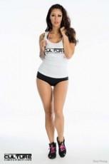 Melyssa Grace Car Culture TV Model Photo Shoot  (3)